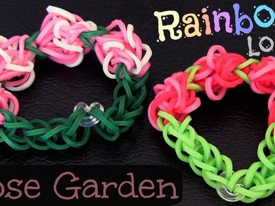 Rainbow Loom : Rose Garden Bracelet + Giveaway!