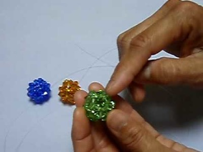 Bead 102 Swarovski crystal bead weaving