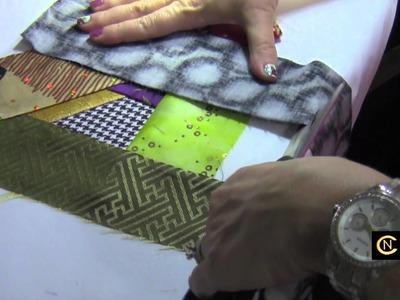 Christopher Nejman -  Beginner Sewing Semester - 2014  -  Part 2  - Progress