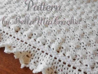 Crochet Pattern for Blanket - neacore