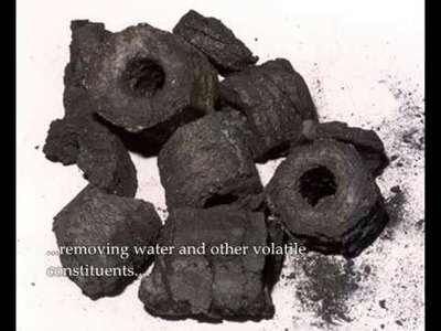 DIY Charcoal Mask.Scrub
