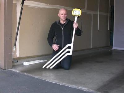 DIY PVC Light Stand