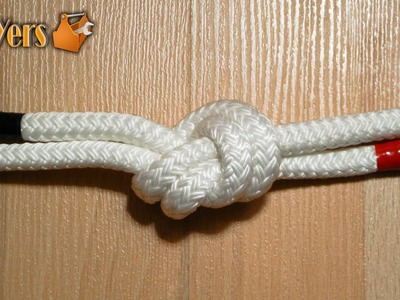 DIY: Tying A Water Knot