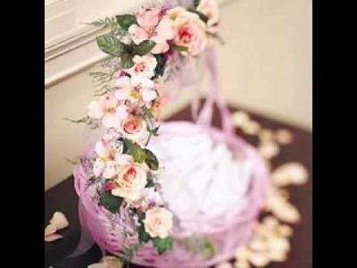 DIY Wedding basket ideas