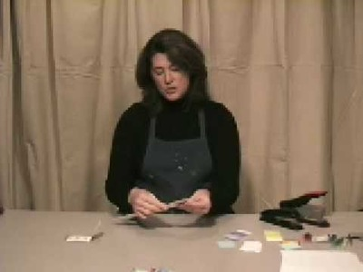 Easy Craft: Paint Sample Note Pad