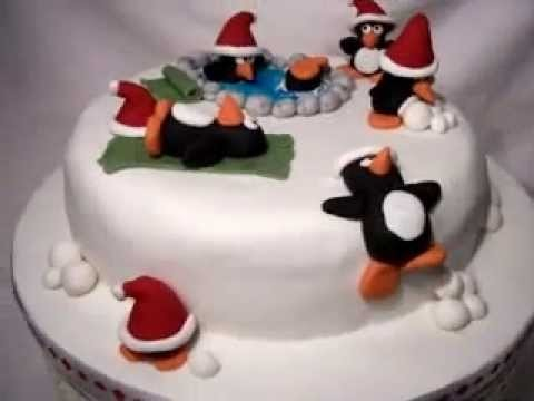 Easy Diy Christmas Cake Decorating Ideas