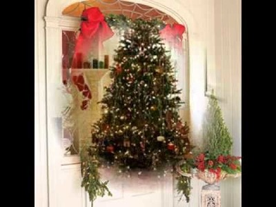 Easy DIY Front porch christmas decorating ideas