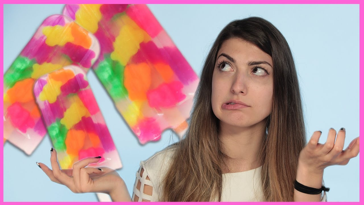 Gummy Bear Popsicles with RCLBeauty101! DIY or Di-Don't ep. 3