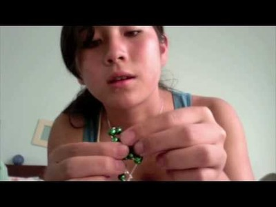 How To Make A Star On A Beaded Necklace