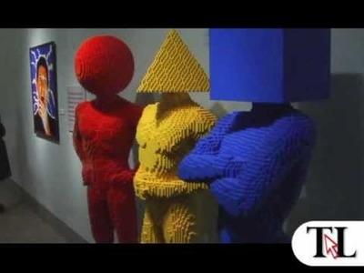 LEGO® artist displays his craft at Everhart   timesleader.com