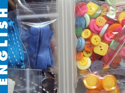 Organize your crafts material