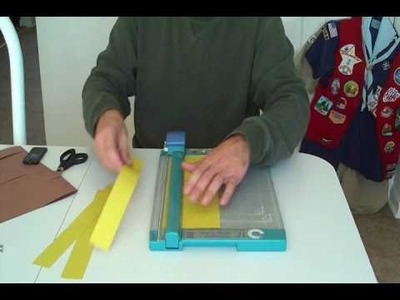 Scout How-To: Easy Placemats