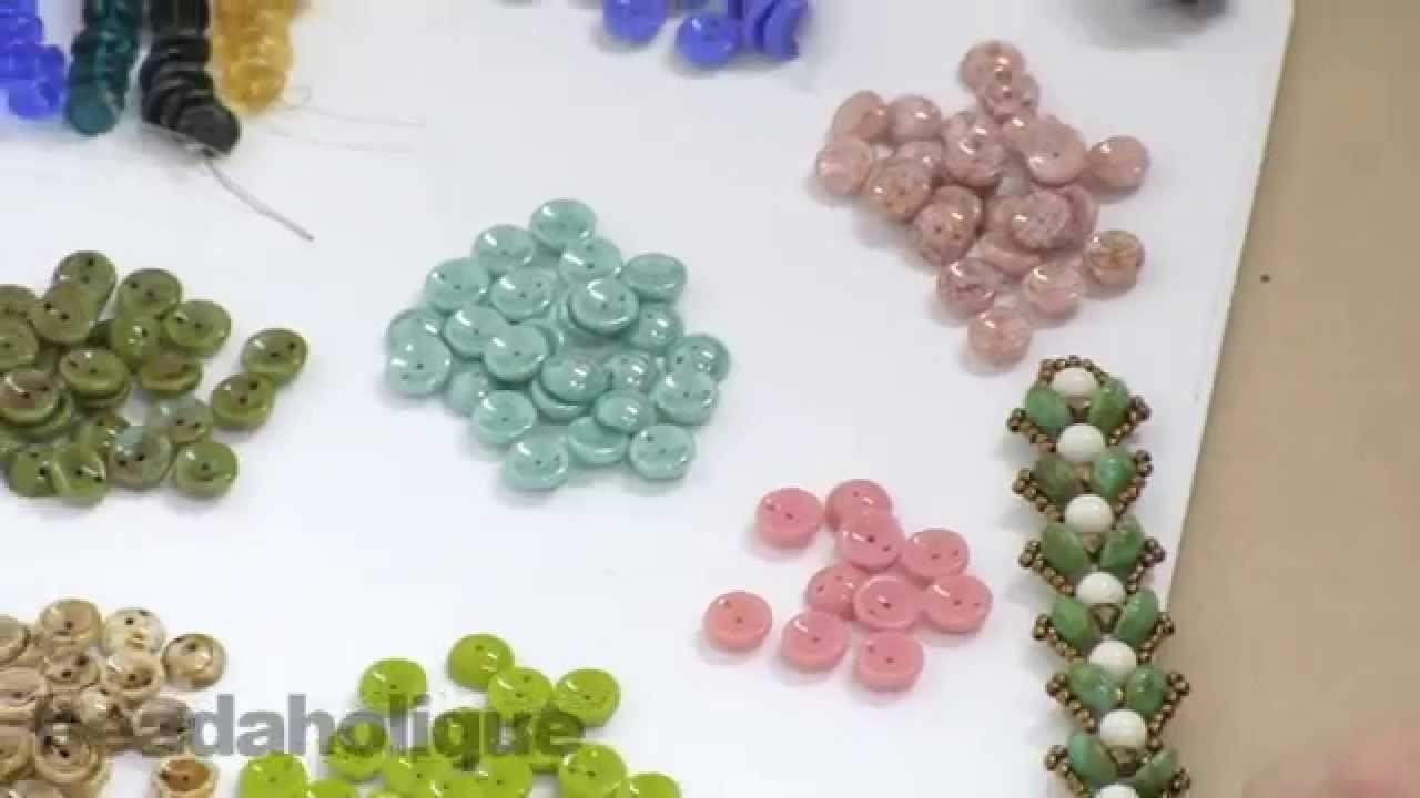 Show & Tell: Czech Glass Piggy Beads