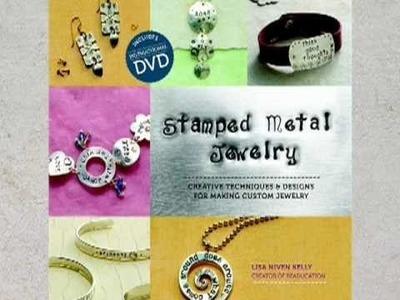 Stamped Metal Jewelry: Lisa Niven Kelly's Studio