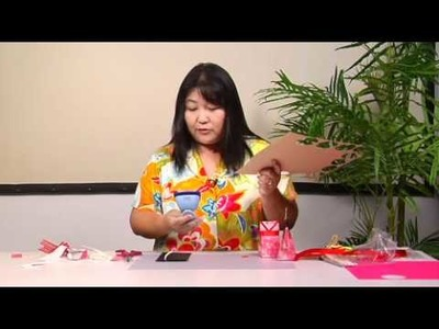 The Joy of Crafting 187.3 - Kokeshi Doll Favor Box