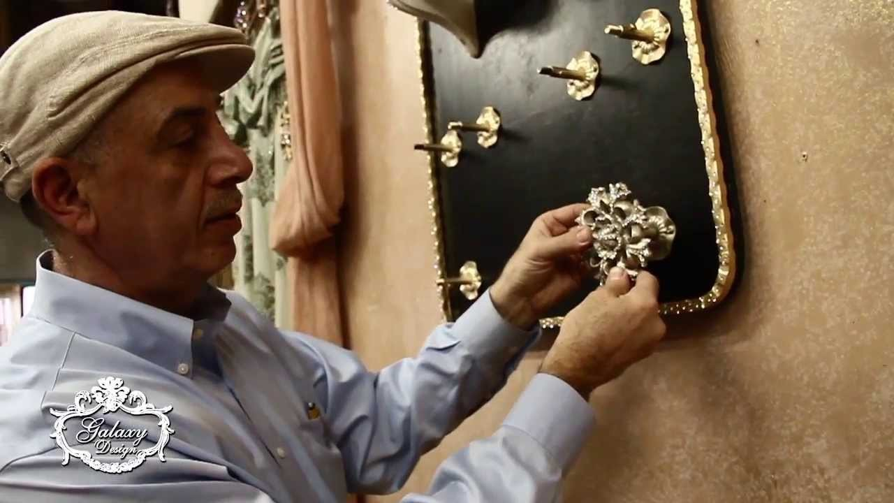 Video #15: How to Install a Crystal Drapery Display Board With Holdbacks, Crowns, Finials, and Poles