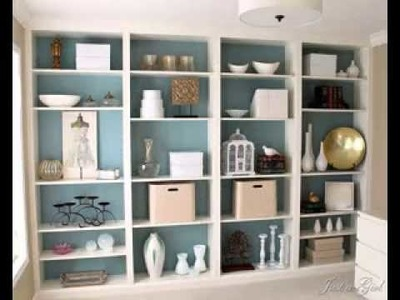 Cool DIY bookcase ideas