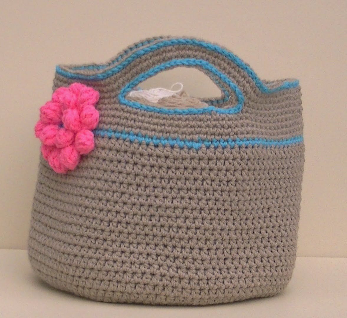 Crochet Basket Stash - Buster Part 1 of 2