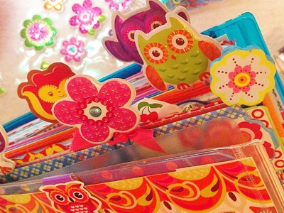Cute Dollar Tree DIY Paper Clips for your planner