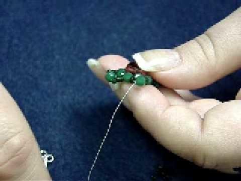 Daisy Chain Variation Bracelet, Part II