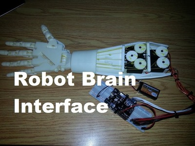 DIY Brain-Computer Arduino Interface Tutorial Part 5- Testing