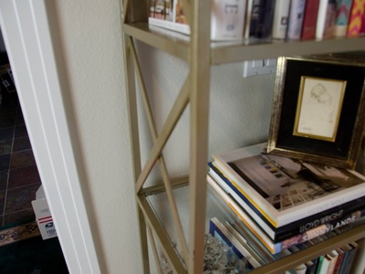 DIY: How to Upgrade Your IKEA Bookshelf For Under $52