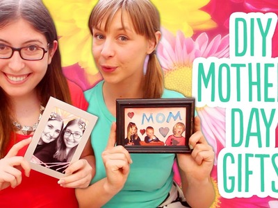 DIY Mother's Day Framed Photos with MaryDoodles