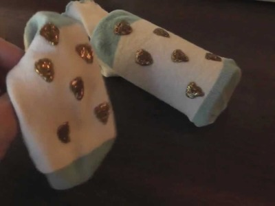DIY Non-slip Kids' Socks