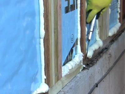 DIY Spray Foam Insulation - Poor Man's Spray Foam