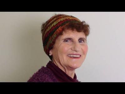 Easy Crochet Head Sleeve