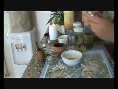 Full Healing Crafting Part 2 (Candle Magic.Herbal Teas.Incense)