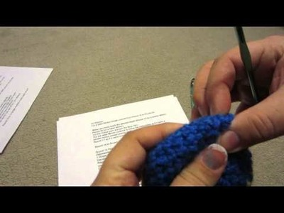 How to Crochet a Minion Part 2