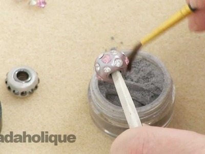 How to Make an European Style Large Hole Bead