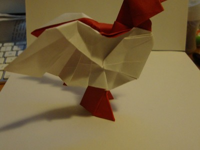 How to make an Origami Humming Bird (by Jesse Barr)