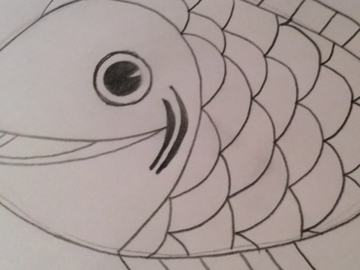 Make a Fun Fish Drawing - DIY Crafts - Guidecentral