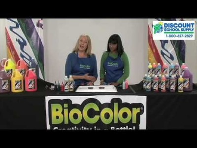 Ornaments - Fun Arts & Crafts Activities with Biocolor from Discount School Supply