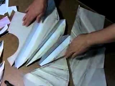 TRpattern workshop. Origami concept by TR-3D technique Web Design