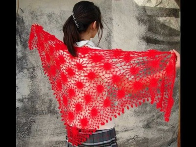(4) Mixed Knitting Crochet Lace Models New Samples Designs Trends