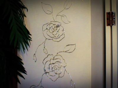 Arts and Craft Tutorial: Foil Art