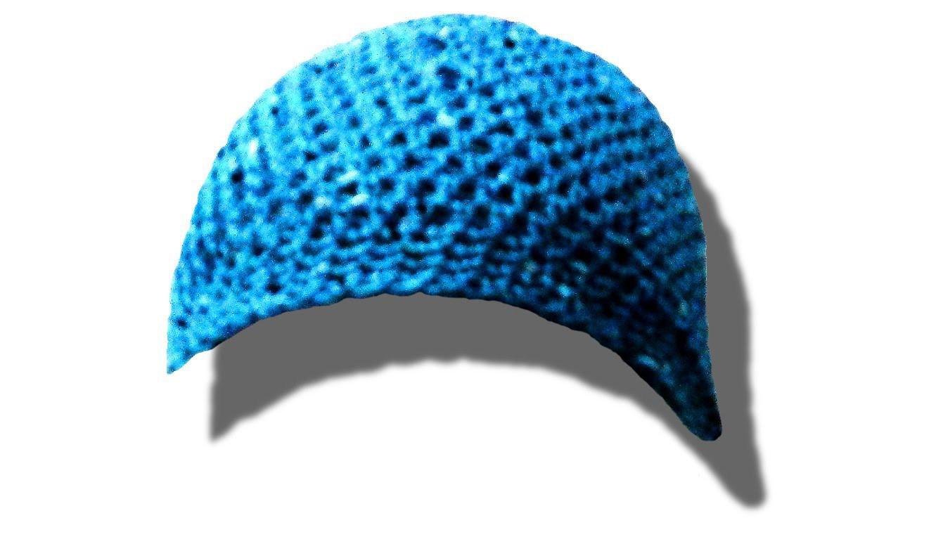 Beanie How to crochet. make a hat cap tuque bonnet tutorial - © Woolpedia