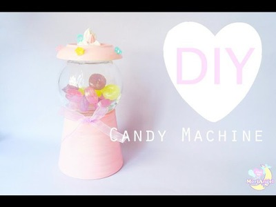 Candy Machine Tutorial-DIY 糖果機教學 ♥ KIBO DIY