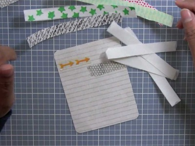 Craft DIY: How To Make Washi Tape Acid Lignin Free