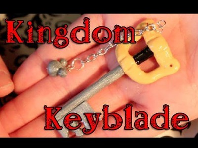 Craft Tutorial Kingdom Hearts Keyblade Polymer Clay
