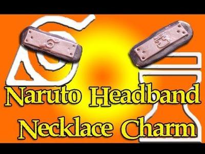 Craft Tutorial: Polymer Clay Naruto Headband Charm- Geeky Friday