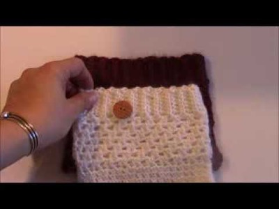 Crochet 102: How to Half Double Crochet Rib Stitch
