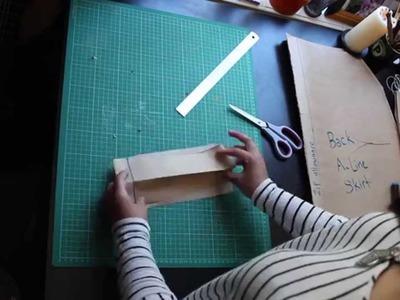 DIY - Basic Pattern Tutorial: The Waist Band