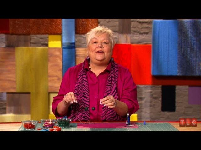 DIY Crafting - Easy Beading with Jo | Craft Wars
