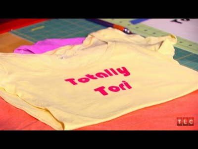 DIY Crafting - Making T-shirts | Craft Wars
