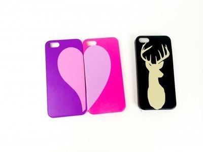 DIY iPhone Cases | Sizzix Teen DIY Craft