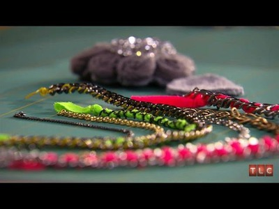 DIY Jewelry Crafting with Tori Spelling | Craft Wars